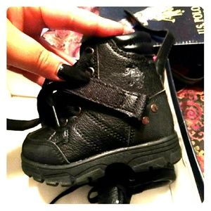 Polo boots toddler